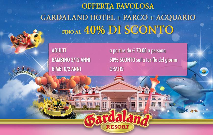 Migliori Offerte Hotel Gardaland Sempre Aggiornate