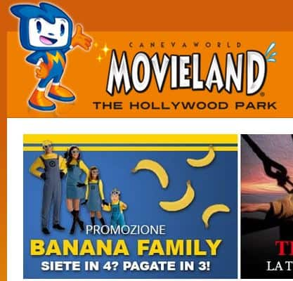Photo of MOVIELAND Biglietti Gratis