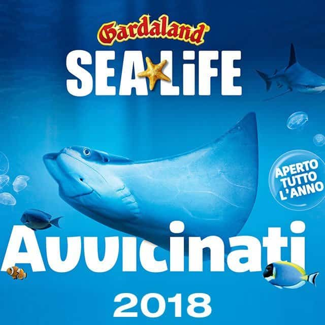 Photo of Gardaland SEA LIFE Aquarium Biglietti Gratis e Scontati