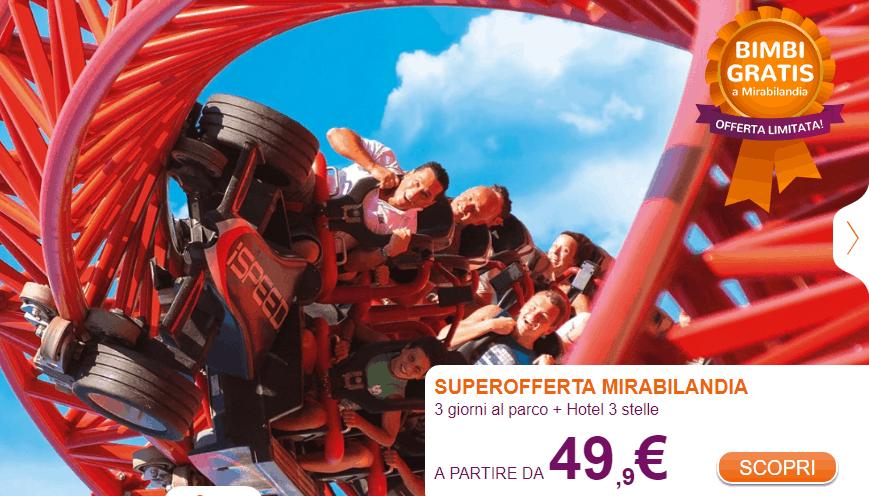 Photo of Mirabilandia Hotel + Biglietti Gratis per Bambini