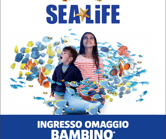 Photo of Gardaland SEA LIFE Aquarium Biglietti Gratis e Scontati 2020