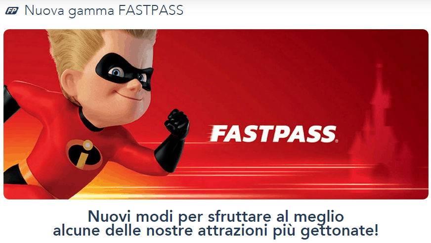 Photo of Saltare le code a Disneyland Paris con FastPass