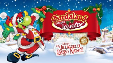 Photo of Gardaland offerta biglietto Natale