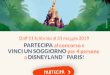 Photo of Kinder vinci soggiorni a Disneyland Paris