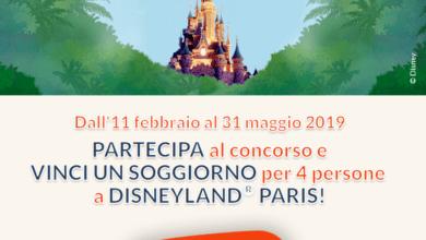 Photo of Kinder vinci soggiorni a Disneyland Paris