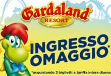 Photo of Gardaland 2019 Biglietti Gratis