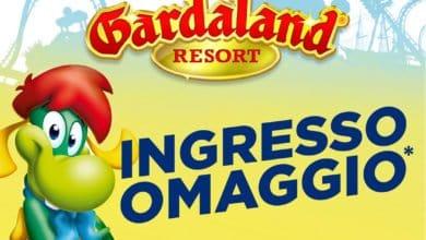 Photo of Gardaland 2019 Biglietti Gratis