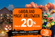 Photo of Gardaland Halloween Hotel + Biglietto + Acquario