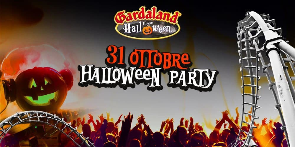 Photo of RTL 102. 5 regala 2 biglietti di ingresso + Salta Fila My Top 10 per Gardaland Halloween Party