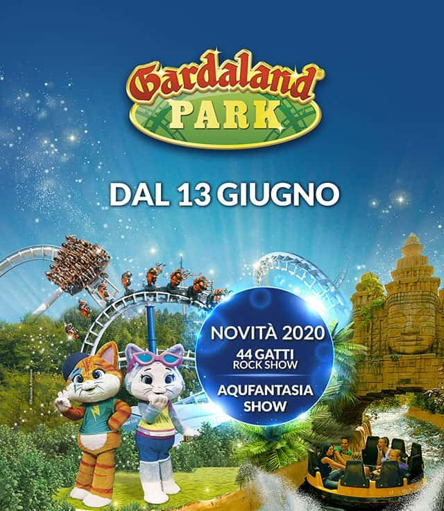Photo of Gardaland Biglietto Gratis con Esselunga 2020